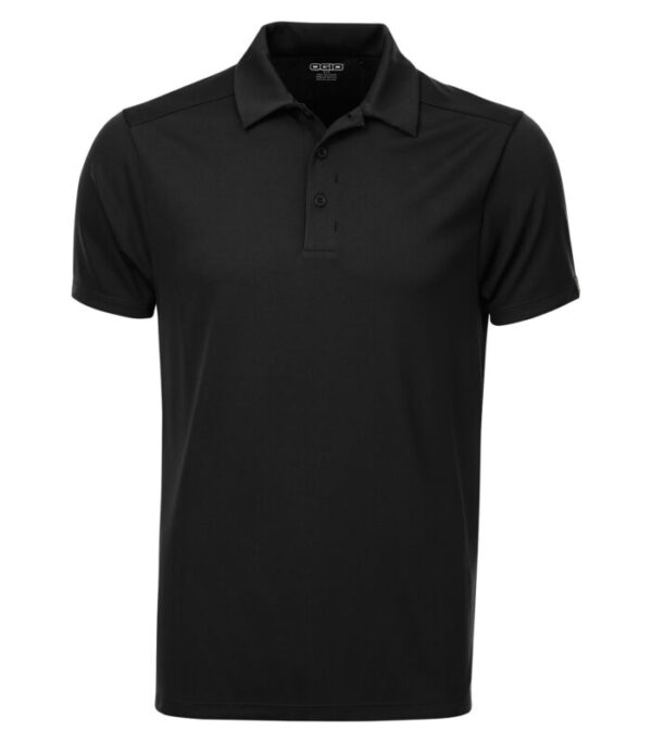 Initial Stitches | Custom Branded Promotional Products | Bundle & Save - COAL HARBOUR® EVERYDAY SPORT SHIRT | og125_form_front_blacktop_102014