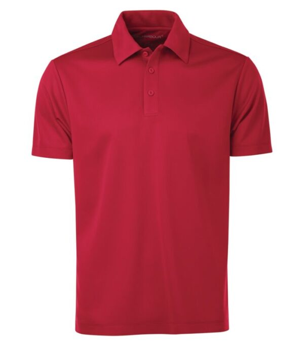 Initial Stitches | Custom Branded Promotional Products | Bundle & Save - COAL HARBOUR® EVERYDAY SPORT SHIRT | s4007_form_front_red_032014